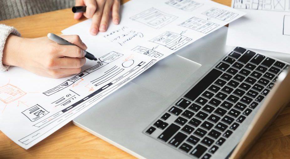 Webshop bouwen